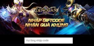 Code liên quân